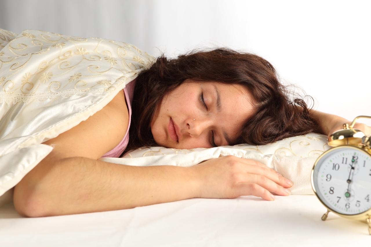 Sleeping Territory Sleeping Teen 59