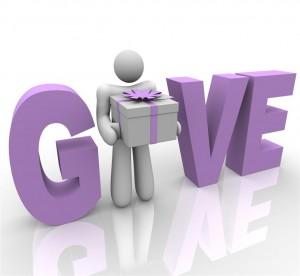 Kelly Ripa Gifts That Give Back