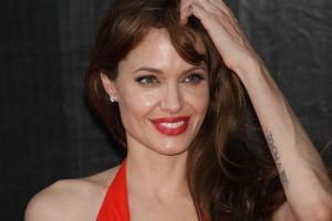 Anderson Cooper & Angelina Jolie