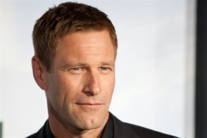 Live With Kelly: Aaron Eckhart