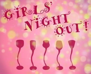 Kelly Ripa's Girls Night Out Contest,
