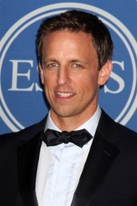 Live With Kelly: Seth Meyers Co-Hosts With Kelly Ripa
