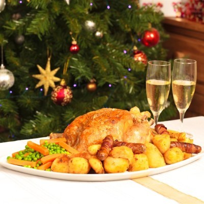 Dr Oz Holiday Meal