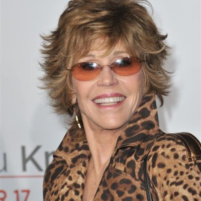 Actress Jane Fonda came by Ellen to talk about the re-release of her workout videos, whether she still works out, and the film she passed on that she wished she didn't, Doctor Zhivago. (Featureflash / Shutterstock.com)