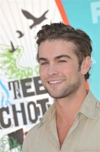 Live With Kelly Ripa: Chace Crawford & Gossip Girl