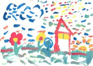 The Revolution: Kids Artwork Wallpaper
