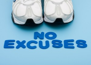 The Revolution: No Excuses Workout