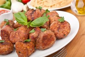 The Revolution Chicken Meatballs