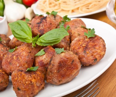 The Revolution: Sunny Anderson's Zesty Chicken Meatballs Recipe