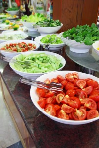 Harley Pasternak Salad Swaps