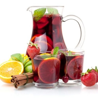 Clinton Kelly shared his drink recipes on The Chew today, including the Very Berry Basil Mojito recipe, the Adult Raspberry Lemonade recipe, and the Watermelon Mint Sangria recipe.(Evgeny Karandaev / Shutterstock.com)