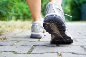 The Revolution: Walking Benefits & Sweating Solutions