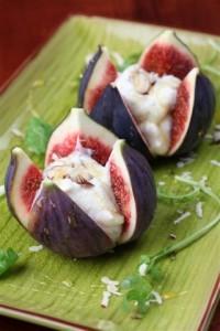 Dr Lisa's Fig Appetizer