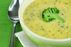 The Doctors: Guilt Free Broccoli Soup