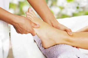 The Revolution: Reflexology Foot Massage