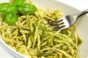 Sunny Anderson's Collard Green Pesto