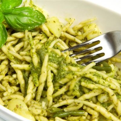 The Revolution: Sunny Anderson's Collard Green Pesto Recipe