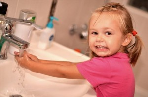 The Drs: Washing Hands & Kids