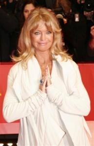 Dr Oz Goldie Hawn