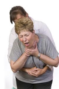 The Drs: Heimlich Maneuver