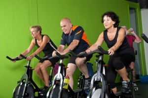 The Revolution: Cycling & Spinning