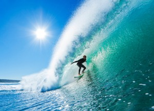 The Revolution: Surfing Exercise