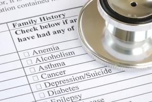 The Revolution: Family Medical History