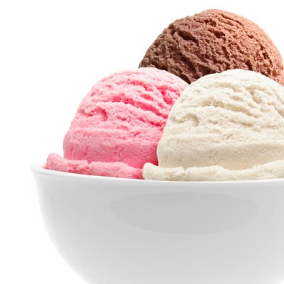 The Chew will make lots of great fried food on April 14, 2015, talking about how to make a delicious Fried Ice Cream recipe. (M. Unal Ozmen / Shutterstock.com)