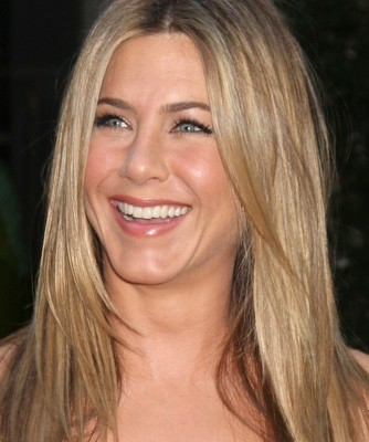 Actress Jennifer Aniston came by Ellen to talk about her new movies Horrible Bosses 2 and Cake on November 25, 2014. (Image Credit: Helga Esteb / Shutterstock.com)