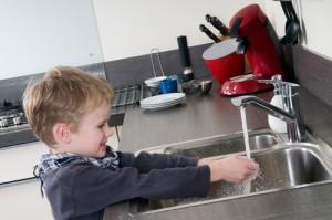 The Drs: Kids Handwashing Tips