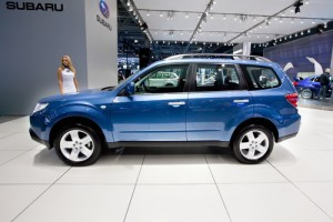 Ellen: 2012 Subaru Forester