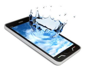 The Drs: Waterproof Cell Phone