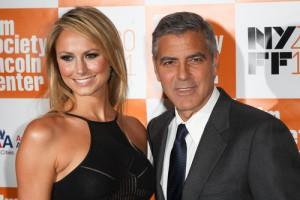 Ellen: George Clooney & Stacy Keibler