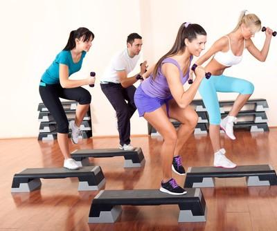 The Revolution: Step Up & Twist Compound Exercise & Vivian Diet