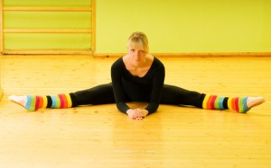 The Revolution: Leg Warmers & Stretching