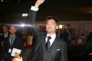 Ellen: Brad Pitt New Orleans