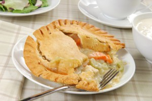 Dr. Oz: Chicken Pot Pie