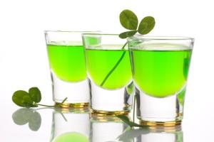 Ellen: St. Patrick's Day Drinks