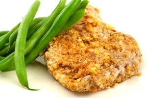Dr Oz: Almond Crusted Chicken