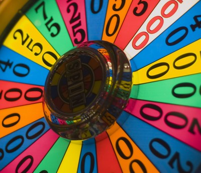 Ellen: Billion Dollar Wheel of Riches