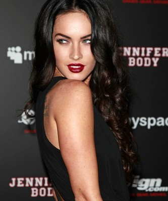Megan Fox will talk about her role in the new movie Teenage Mutant Ninja Turtles when she visits Ellen on May 5, 2014. (Image Credit: Joe Seer / Shutterstock.com)