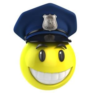 Ellen: Funny Police Reports