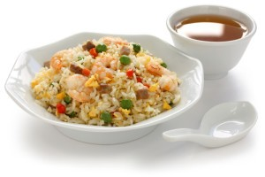 Dr Oz: Take Out Fake Out Shrimp Fried Rice