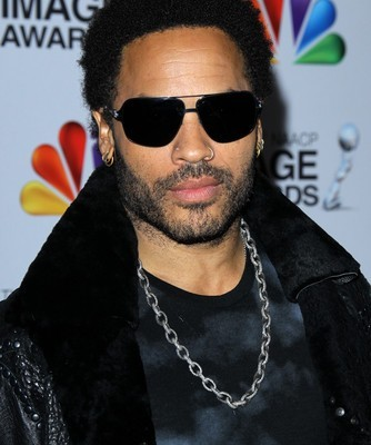 "Ellen: Lenny Kravitz ""The Hunger Games: Catching Fire"""