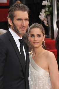 Ellen: Amanda Peet Game of Thrones