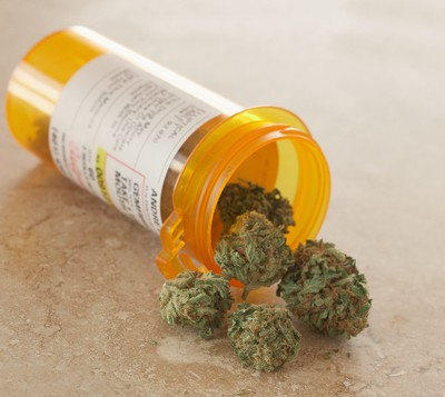 Dr Oz: Medical Marijuana Instead Of Opiates For Chronic Pain
