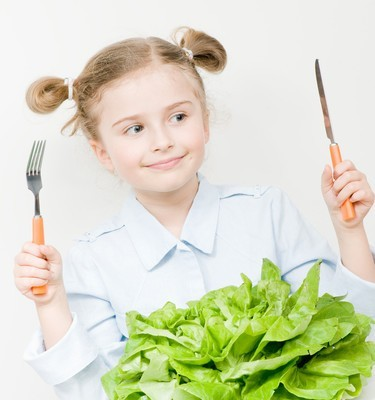 GMA: Getting Kids to Eat Vegetables