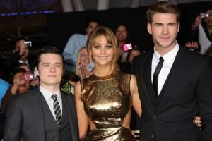 Ellen: Hunger Games Premiere