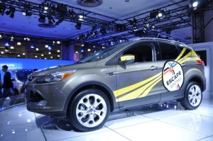 Ellen: 2013 Ford Escape