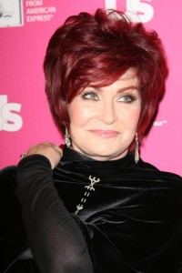 Ellen: Sharon Osbourne Cartoon